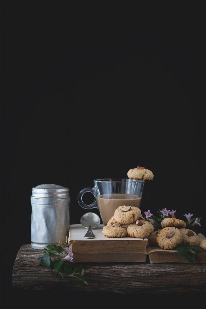 Biscotti alle mandorle e limone
